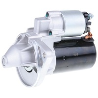 Starter Motor 12V 10Th CW Short Body Bosch Style suits Ford Falcon XP - BF with Ford 6 cyl engine - Short body.
