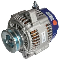 Alternator 12V 110A Denso Style - Patented suits Toyota LandCruiser 79, 80 and 100 Series 4.2L Diesel
