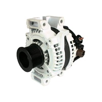 Alternator 12V 130A Denso Style - Environmental Coating suits Toyota LandCrusier VDJ with 1VD-FTV engine